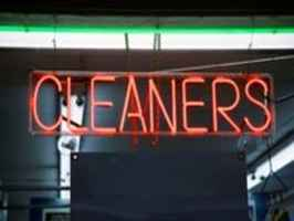 Dry Cleaning Plant in Puget Sound For Sale