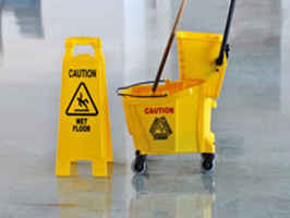 Highly Profitable Commercial Janitorial Company