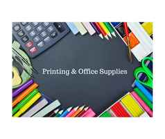 Printing & Office Supply