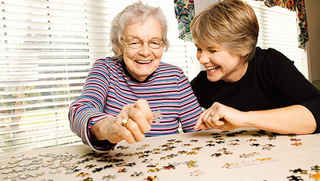 In-Home, Non-Medical Senior Care