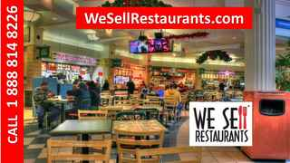 Restaurant for Sale in Major Metro Mall