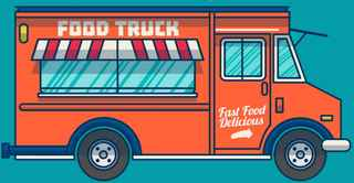 Profitable Food Truck & Catering Company