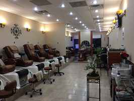 Turn Key Nail Salon Business For Sale