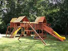 Niche Specialty-Sales,Design,Build Playgrounds