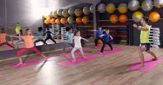 Profitable Kids Recreational Multi-Program Gym