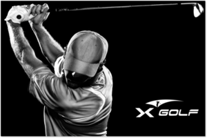 XGolf Indoor Virtual Golf and Bar - Unique Concept
