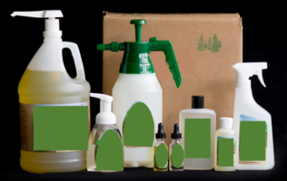Complete Line of Home & Industrial Cleaning Prod.