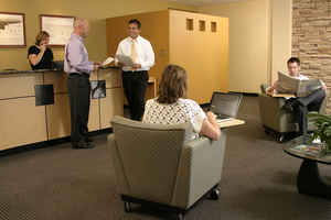 Executive Office Suite Business Center