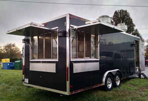 Food Trailer 23 x 8 FT