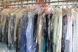 Dry Cleaning & Laundry Business