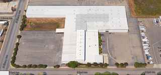 124K SF Well-Located Fresno Warehouse Parcel