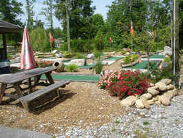 Lake Resort With Mini Golf & RV Campground