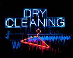 Dry Cleaning Business  Plant, retail & building