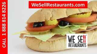 Sandwich Franchise for Sale in Booming Fairfax Cnt