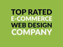 Shopify E-commerce Web Design - Top Rated