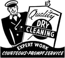 Dry Cleaners with Pickup & Delivery