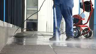 Professional & Reliable Cleaning Service