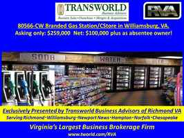 80566-CW Branded Gas Station/Convenience-Store