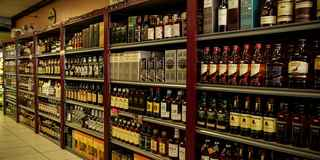 Liquor Store - Great Location