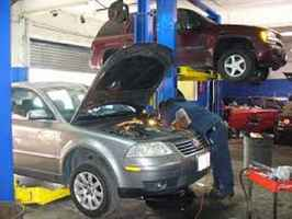 Automotive Repair With Real Estate