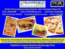 Established Profitable Pizza Restaurant