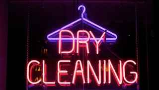 Dry Cleaners - 30 Year History