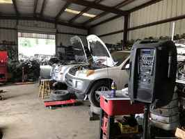 Used Auto Parts & Salvage Yard