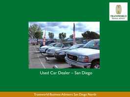 Used Auto Sales - Unique used car company - Asset