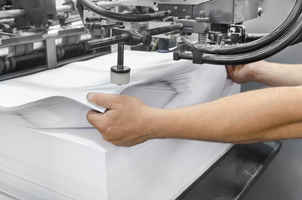 1255 Well Established Commercial Printing Business