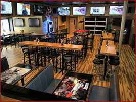 Exciting, Turn-Key Sports Bar and Grill