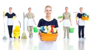 Cleaning Company (Residential & Commercial)