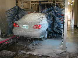 Fastest Most Environmental Friendly Car Wash