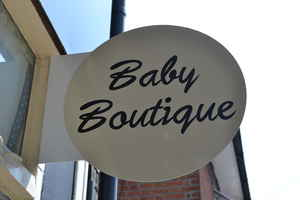 Baby Boutique - Under Contract
