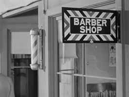 Well-Known Barbershop  - 29815