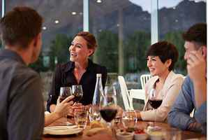 Full Service Restaurant with Wine Component