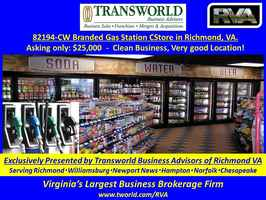 82194-CW Branded Gas Station/CStore