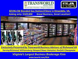 82196-CW Branded Gas Station/CStore