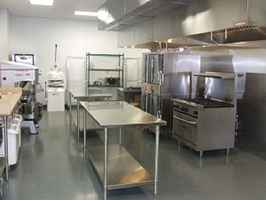 Well Equipped Turnkey Industrial Bakery With Est.
