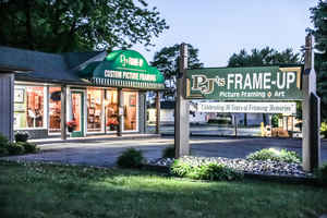Successful Custom Framing Business for Sale