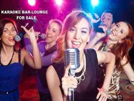 Karaoke Bar and Lounge for Sale