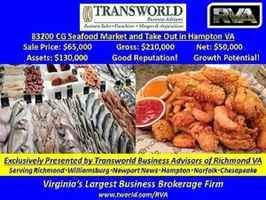 83200-CG Seafood Market and Take Out Hampton VA