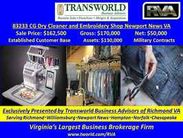83233 CG Dry Cleaner and Embroidery Shop
