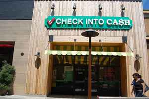 Quicksale Check Cashing Facility
