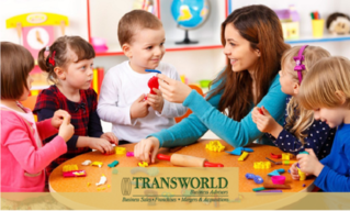 Daycare-Thriving and profitable-Woodlands Area