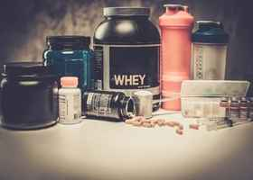 Supplements Retail Shop