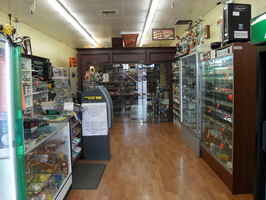 smoke and tobacco shop