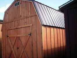 Custom Made Wood Shed Company - Home Based