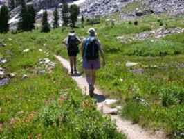 Naturalist Guided Hiking and Outdoor Experiences