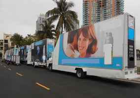 Mobile Billboard Advertising Company for Sale