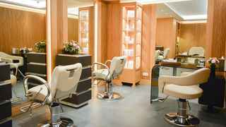 Upscale Modern Hair Salon